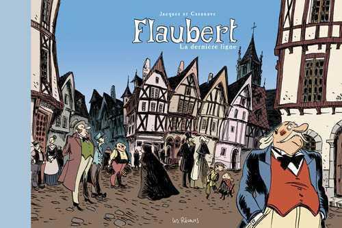 FLAUBERT, LA DERNIERE LIGNE