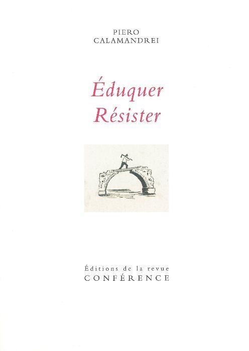 EDUQUER,RESISTER