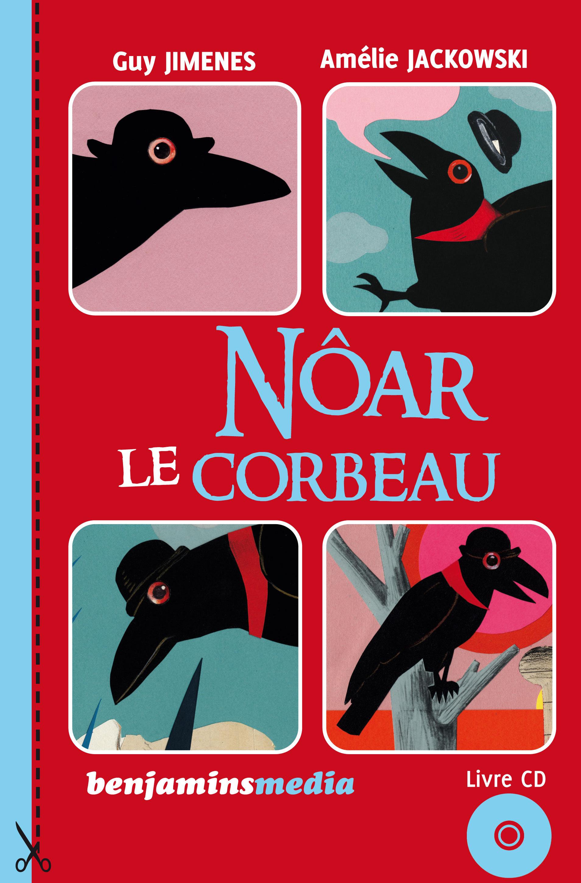 NOAR LE CORBEAU (+CD)