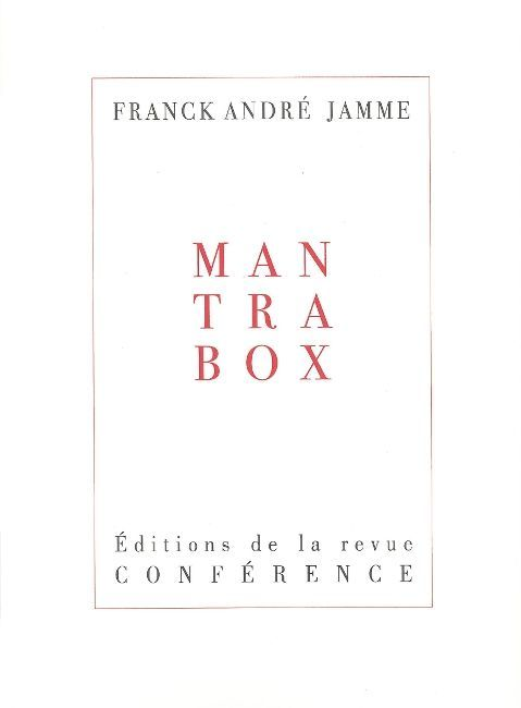 MANTRA BOX