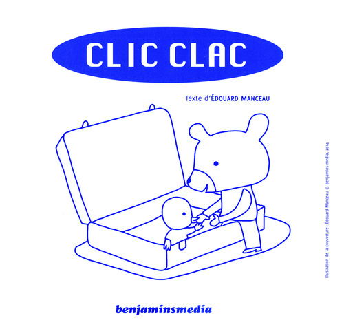 CLIC CLAC (+CD +BRAILLE ET GROS CARACTERES)