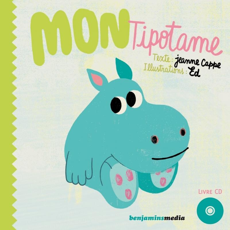 MON TIPOTAME (+CD)