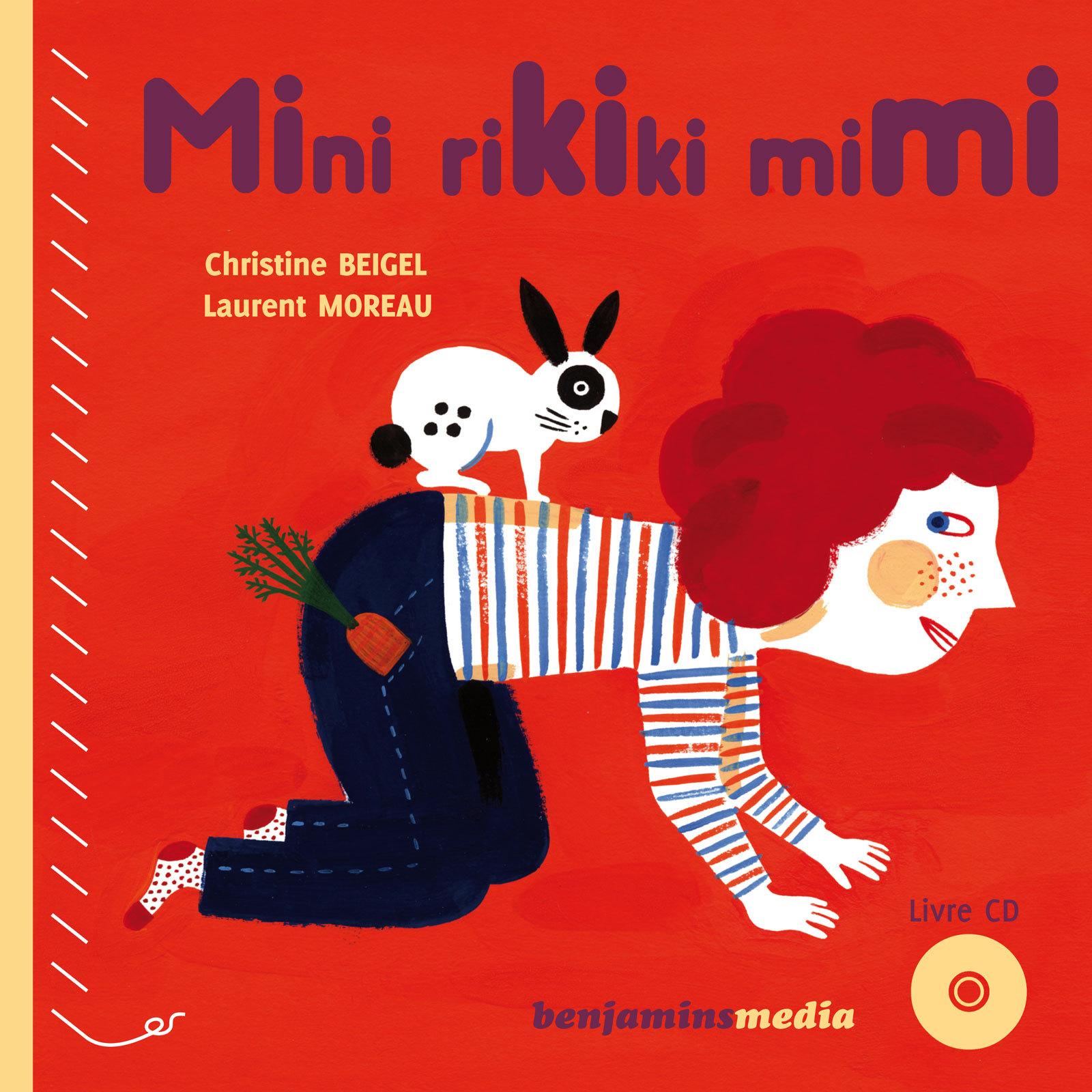 MINI RIKIKI MIMI (+CD)