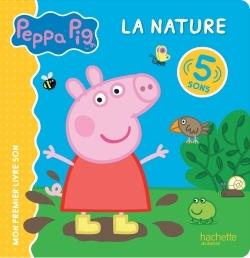 PEPPA PIG-LIVRE SON-LA NATURE