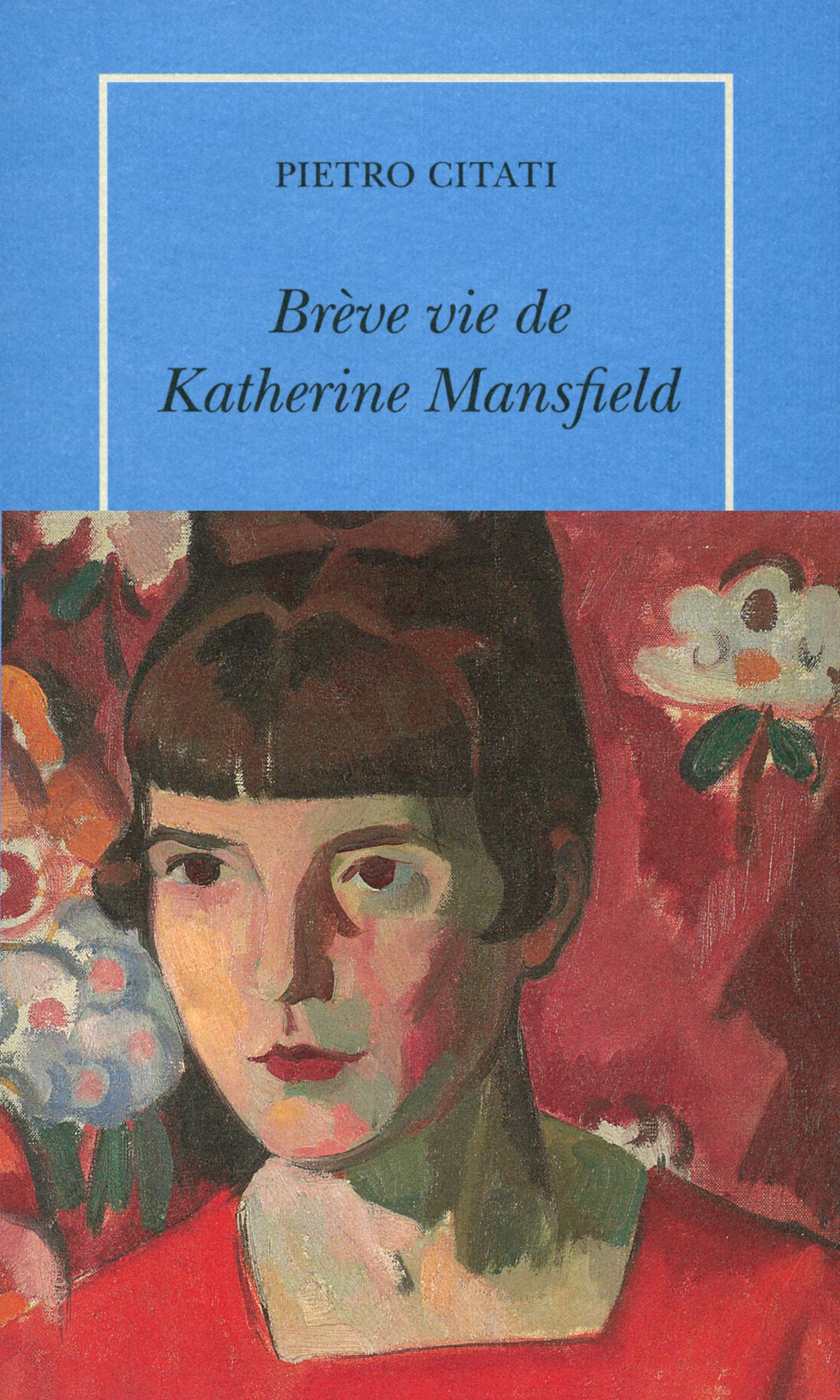 BREVE VIE DE KATHERINE MANSFIELD
