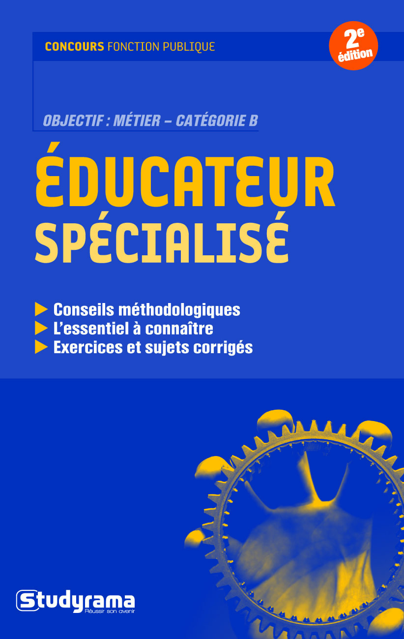 EDUCATEUR SPECIALISE 2 EDT