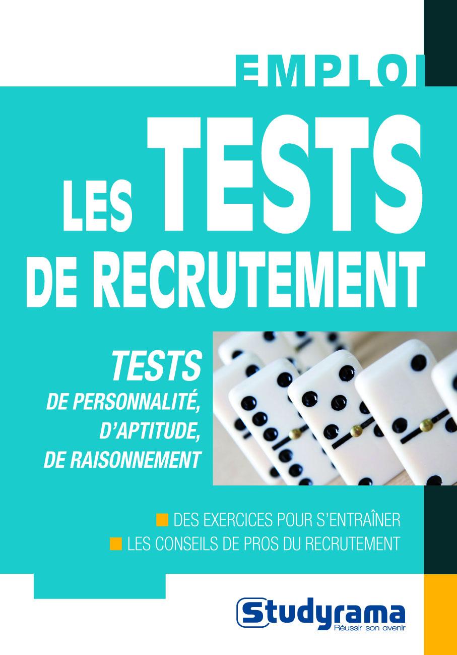 TESTS DE RECRUTEMENT (LES)