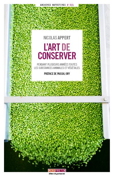 L'ART DE CONSERVER