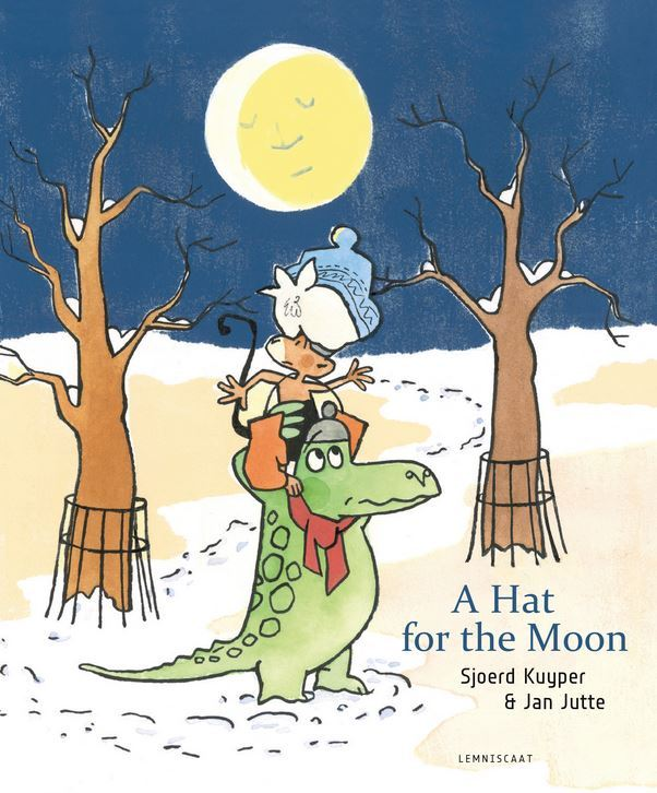 A HAT FOR THE MOON /ANGLAIS