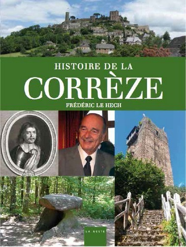 HISTOIRE DE LA CORREZE