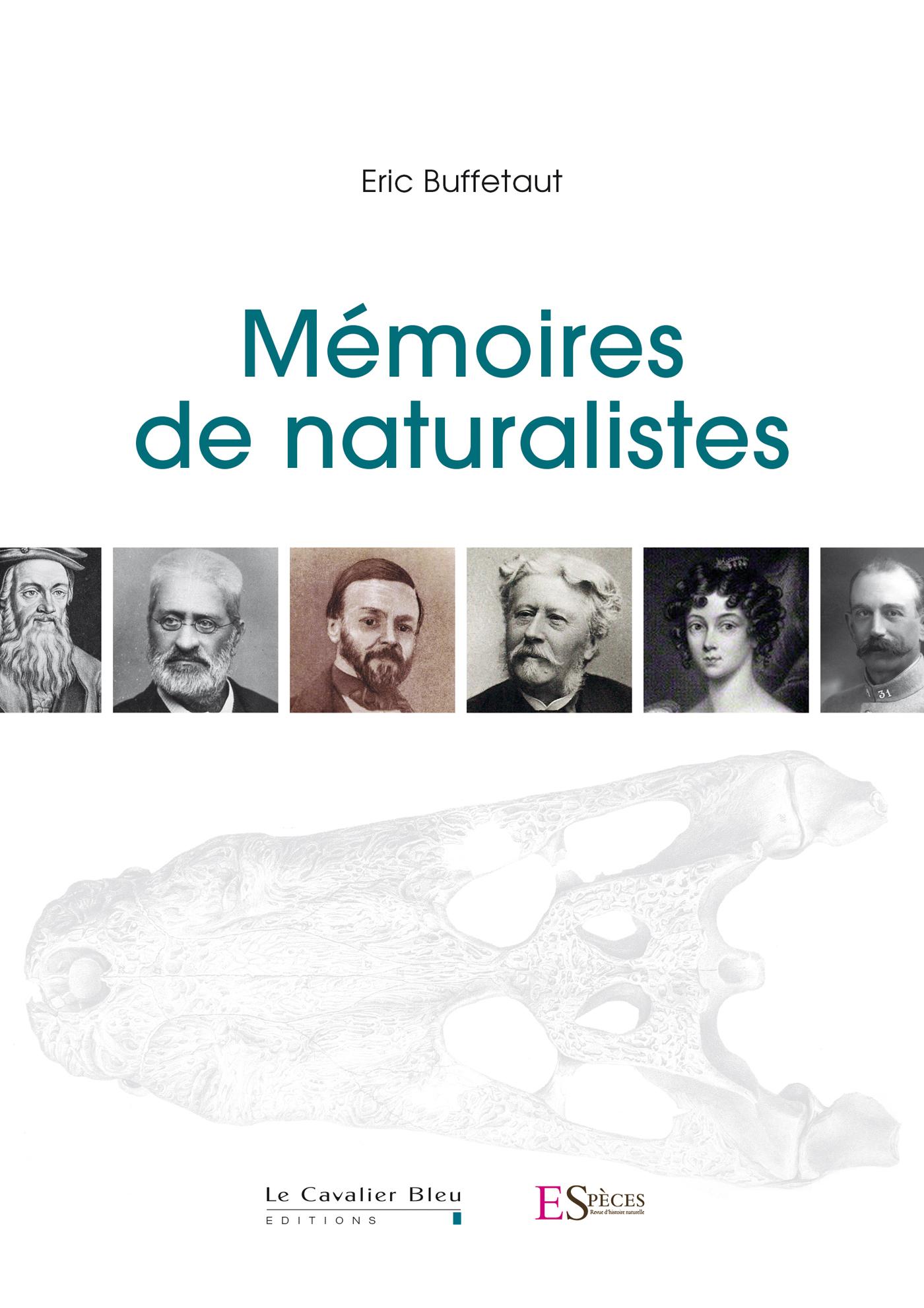 MEMOIRES DE NATURALISTES