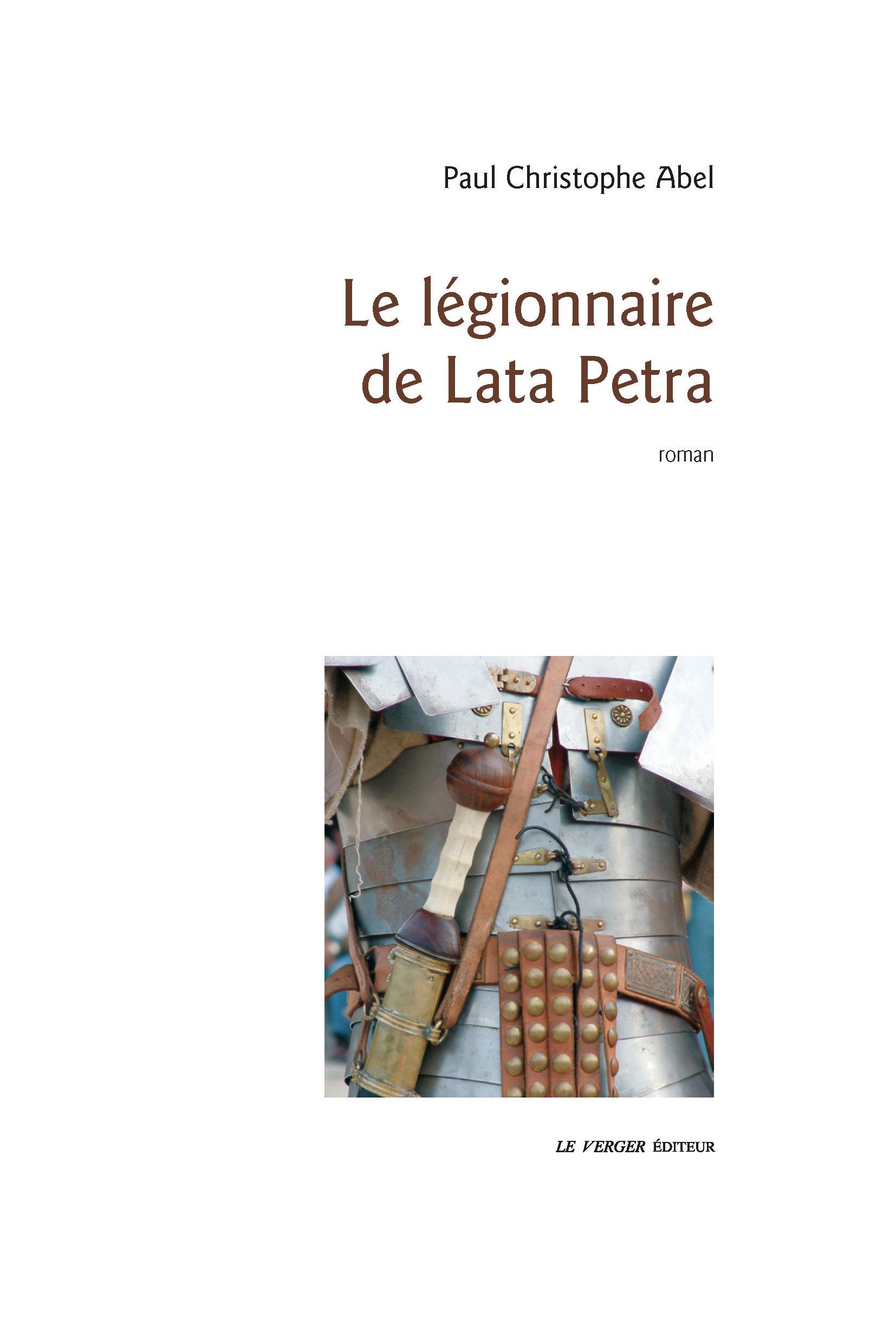 LE LEGIONNAIRE DE LATA PETRA