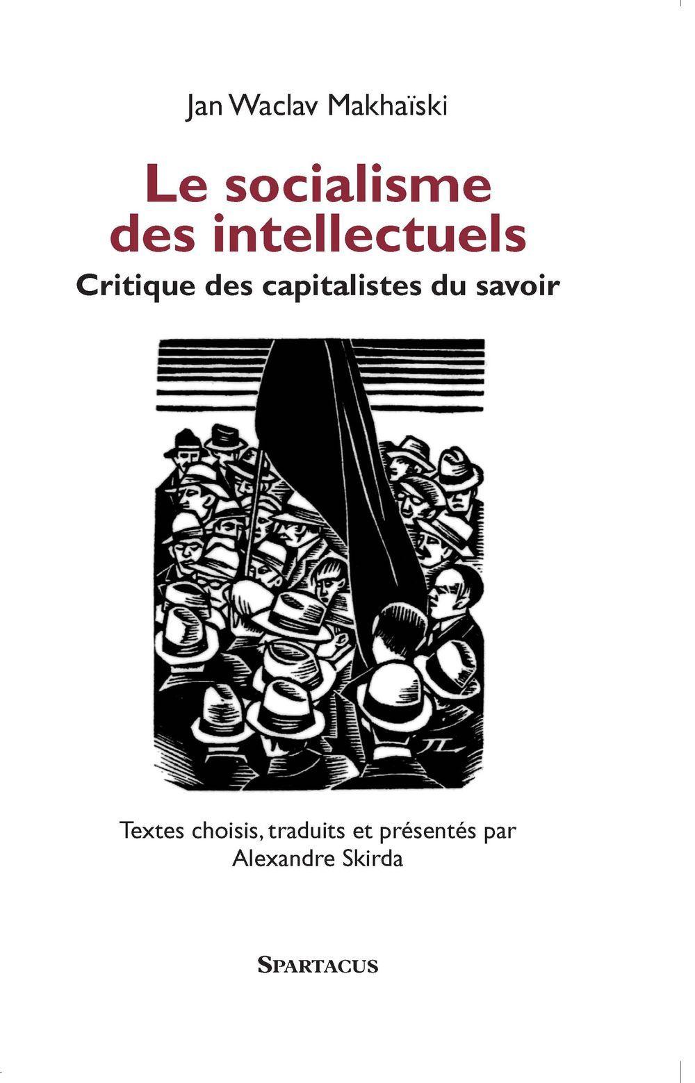 LE SOCIALISME DES INTELLECTUELS  B187