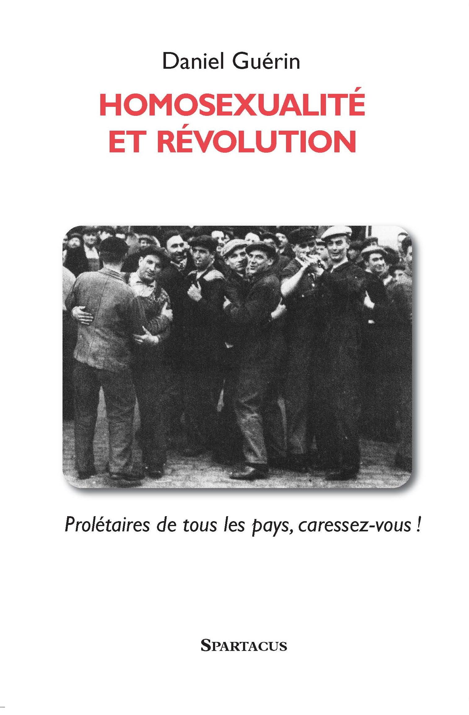 HOMOSEXUALITE ET REVOLUTION