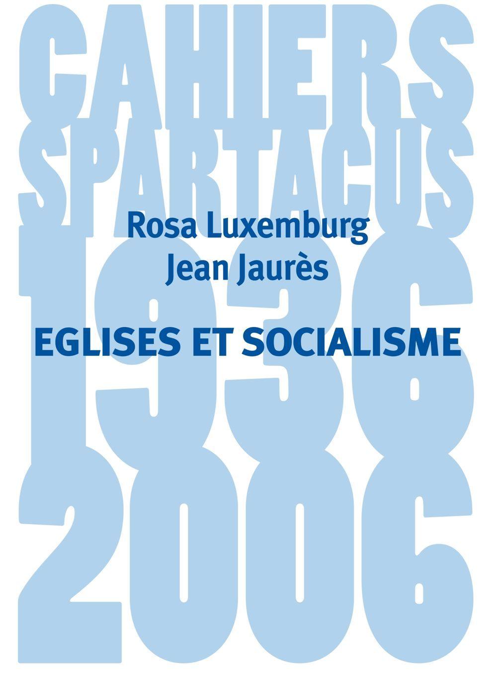 EGLISES ET SOCIALISME  B169