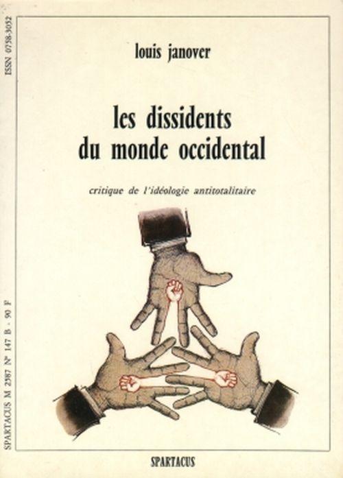 LES DISSIDENTS DU MONDE OCCIDENTAL  B147