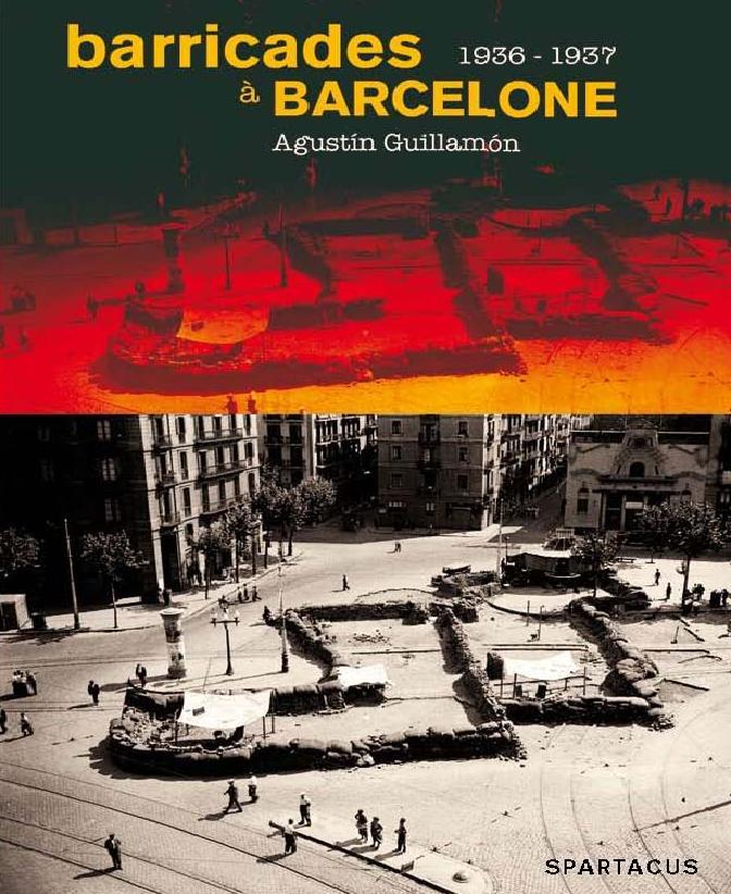 BARRICADES A BARCELONE 1936-1937