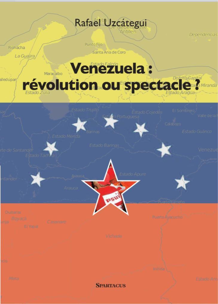 VENEZUELA : REVOLUTION OU SPECTACLE ?  B181