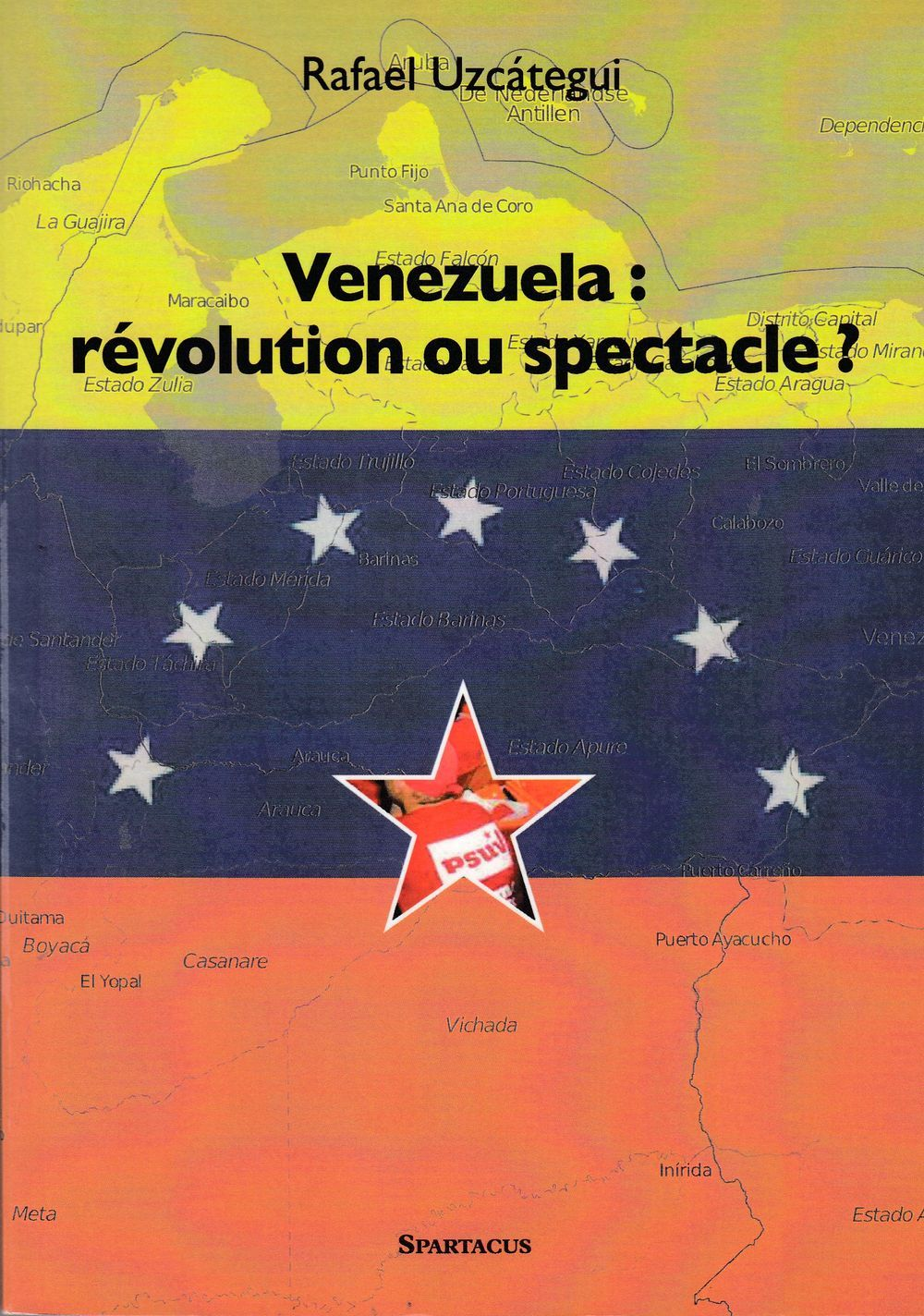 VENEZUELA : REVOLUTION OU SPECTACLE ?  B181
