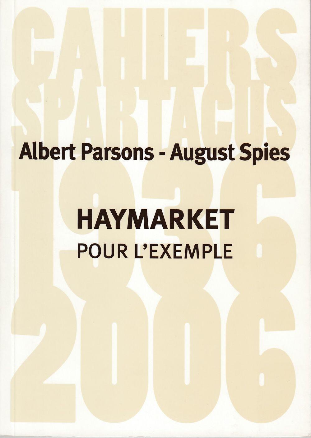HAYMARKET POUR L'EXEMPLE  B170