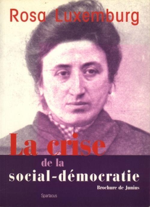 LA CRISE DE LA SOCIAL-DEMOCRATIE  B150