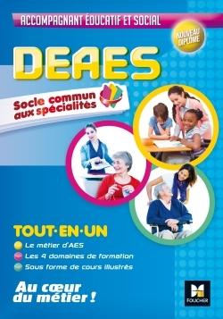 DEAES - TOUT EN UN - SOCLE COMMUN