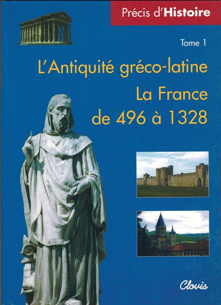 PRECIS D'HISTOIRE (TOME 1)