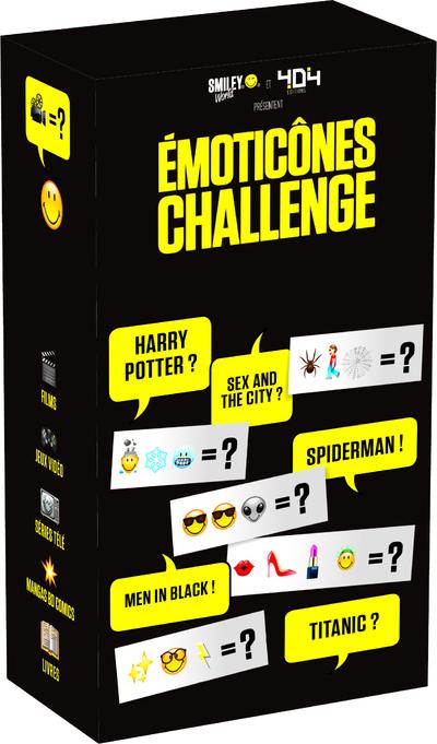 EMOTICONES CHALLENGE