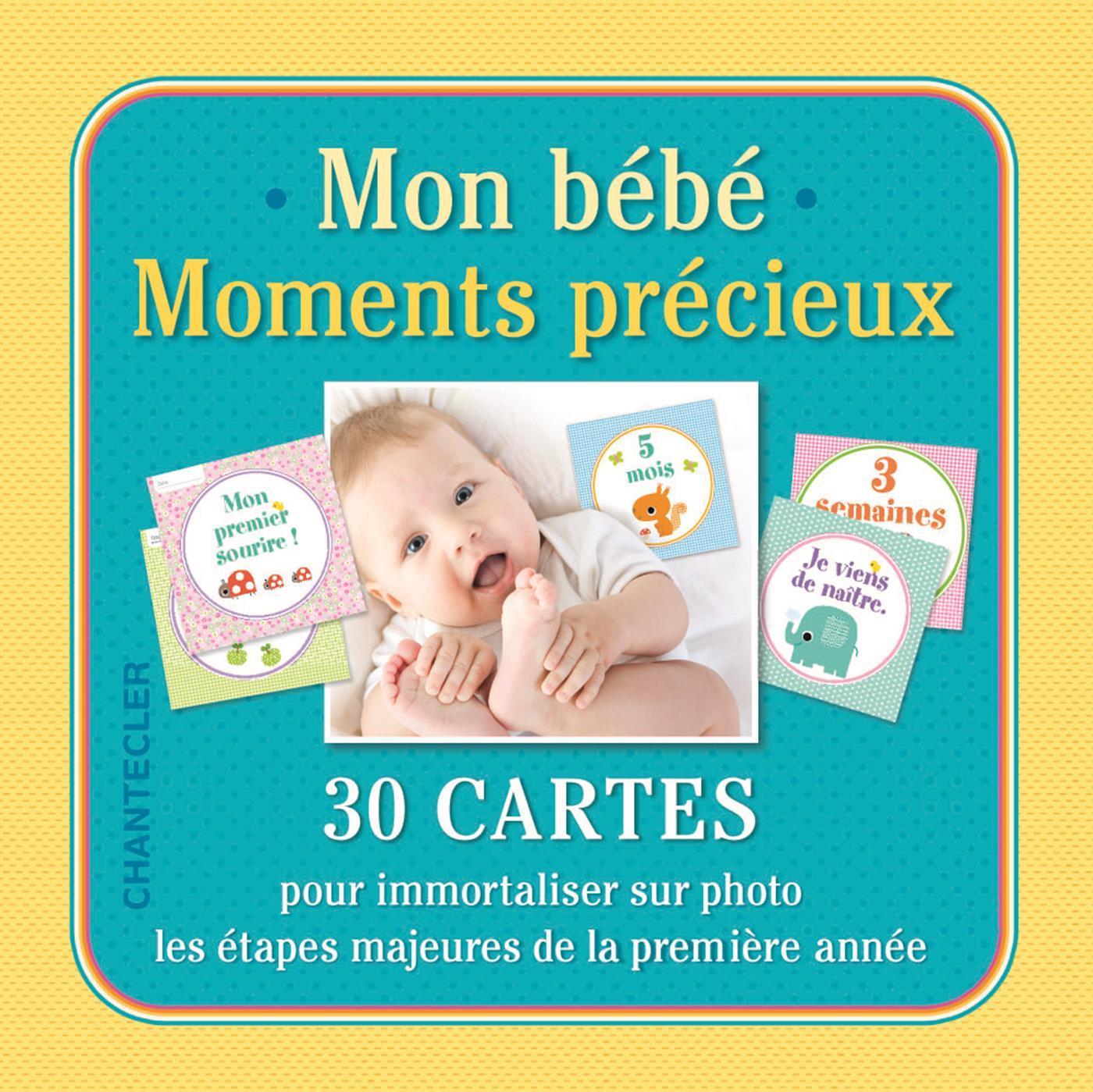 MON BEBE - MOMENTS PRECIEUX