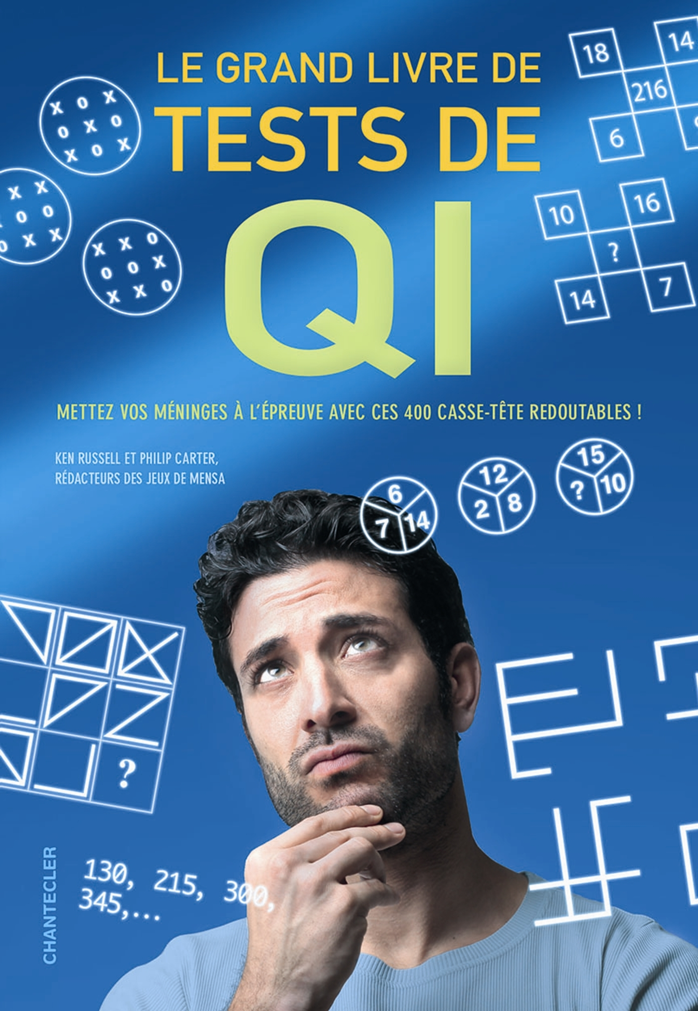 GRAND LIVRE DE TESTS DE QI (LE)