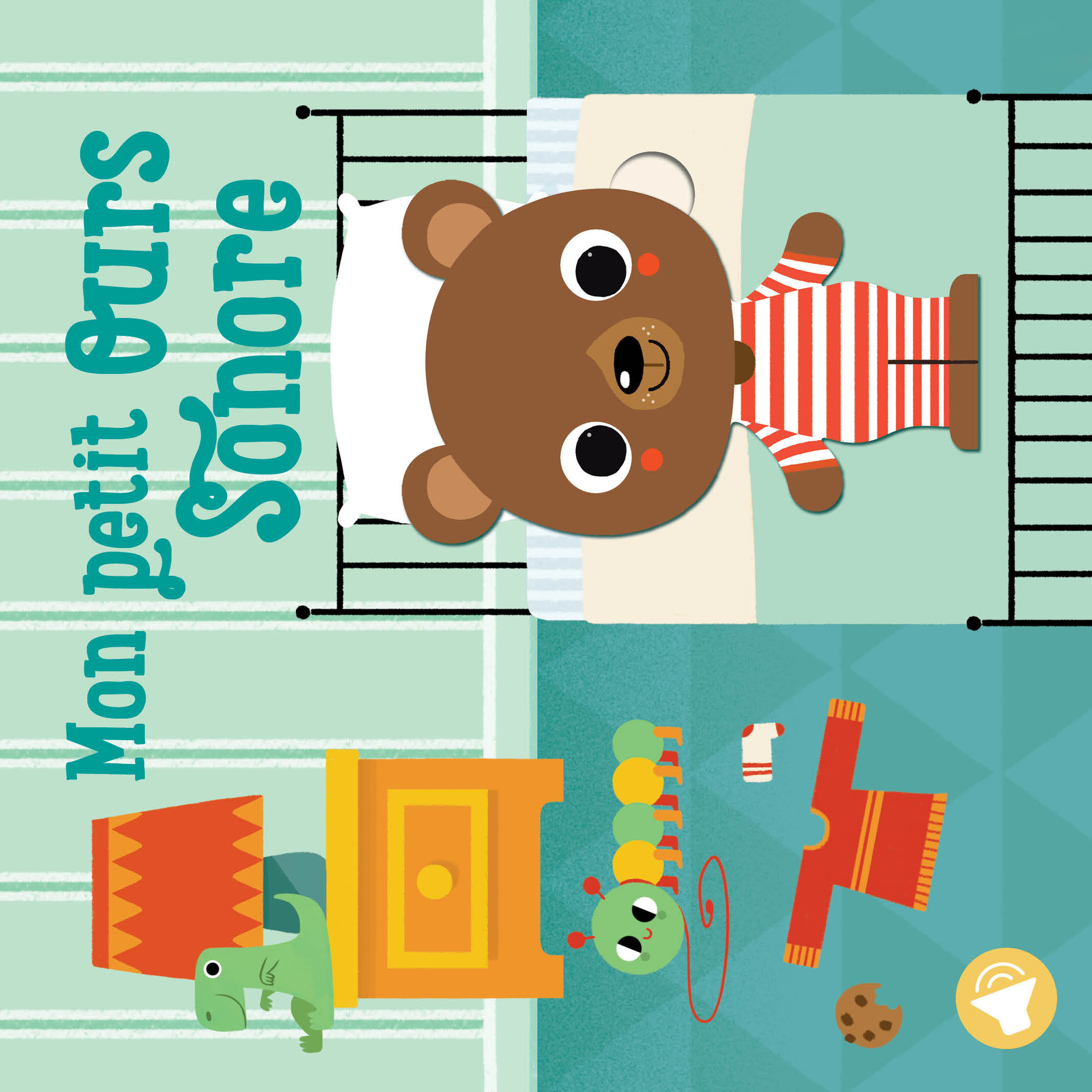 PETIT OURS SONORE (MON)