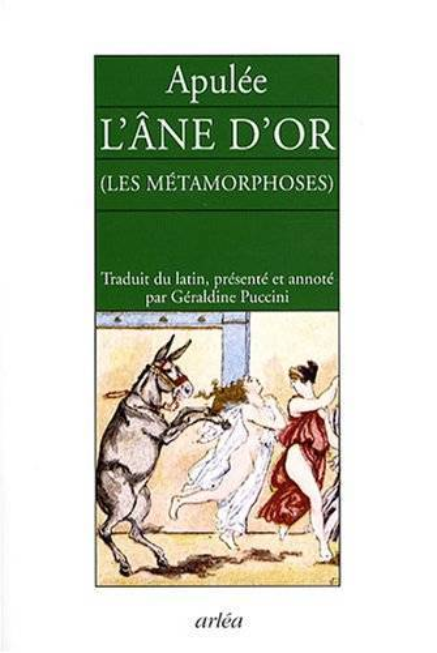 L'ANE D'OR -LES METAMORPHOSES