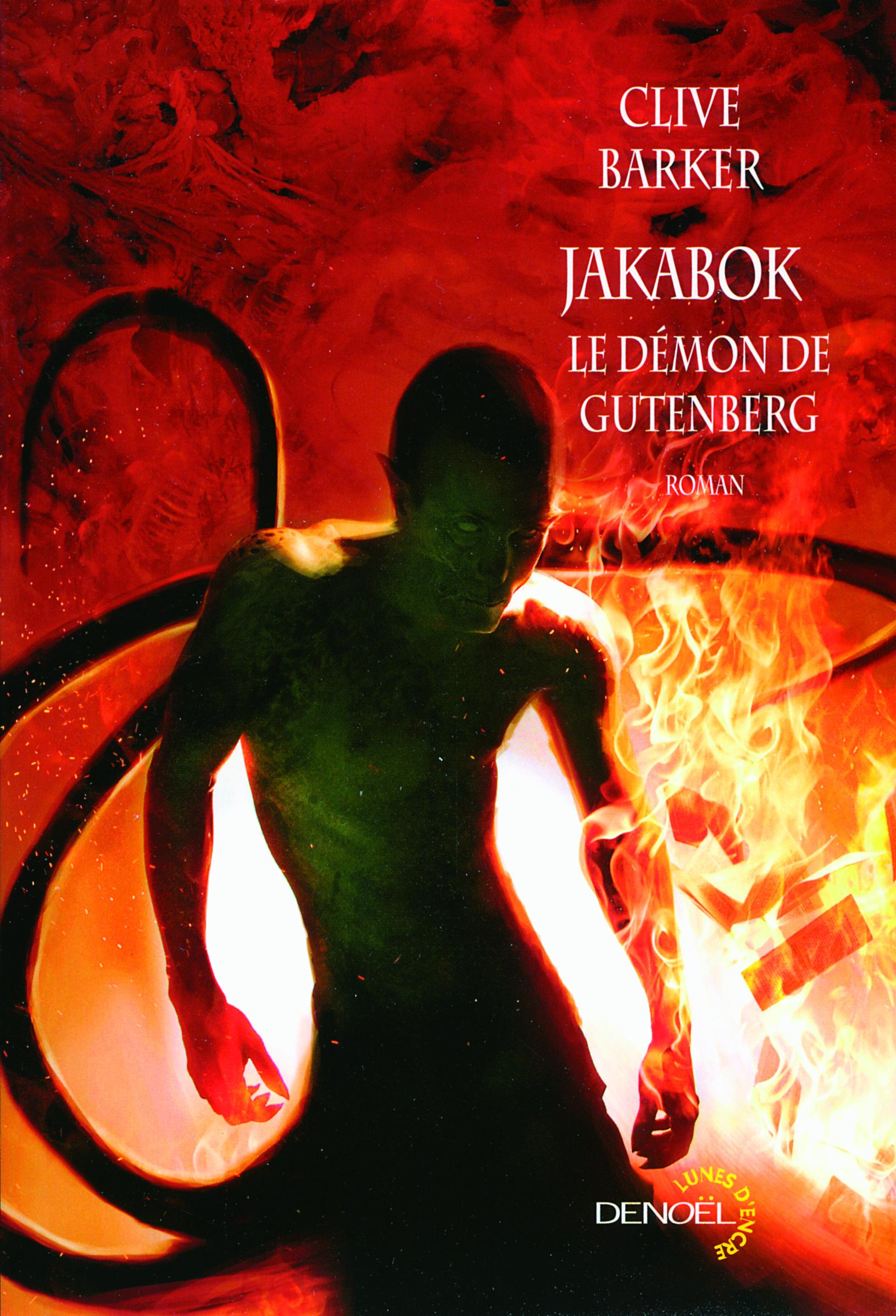 JAKABOK LE DEMON DE GUTENBERG