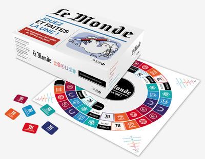 JEU LE MONDE - 600 QUESTIONS D'ACTUALITE DE 1944 A NOS JOURS