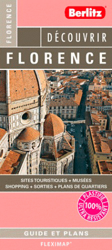 DECOUVRIR FLORENCE (FLEXI MAP)