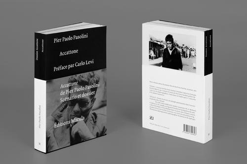 ACCATTONE DE PIER PAOLO PASOLINI. SCENARIO ET DOSSIER, 2 VOLS