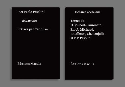 ACCATTONE DE PIER PAOLO PASOLINI