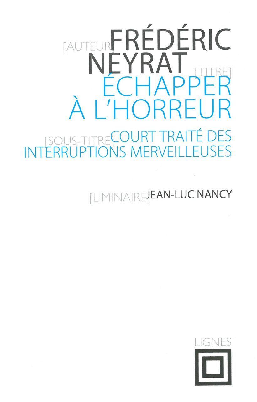 ECHAPPER A L'HORREUR