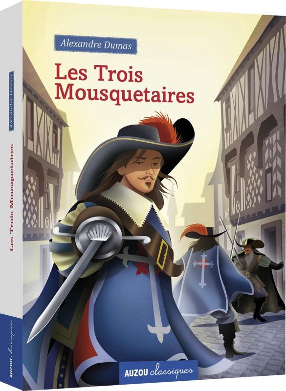 LES TROIS MOUSQUETAIRES (COLL. CLASSIQUES)