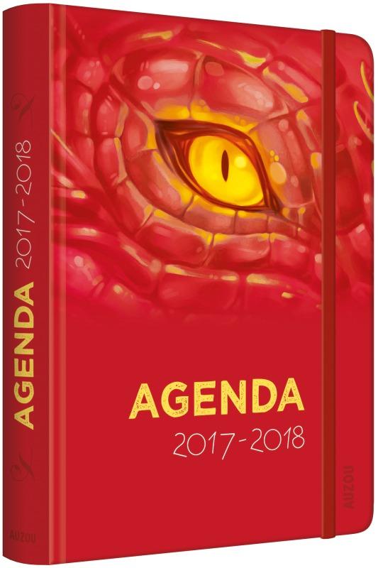 AGENDA  L'ENFANT-DRAGON - 2017-2018