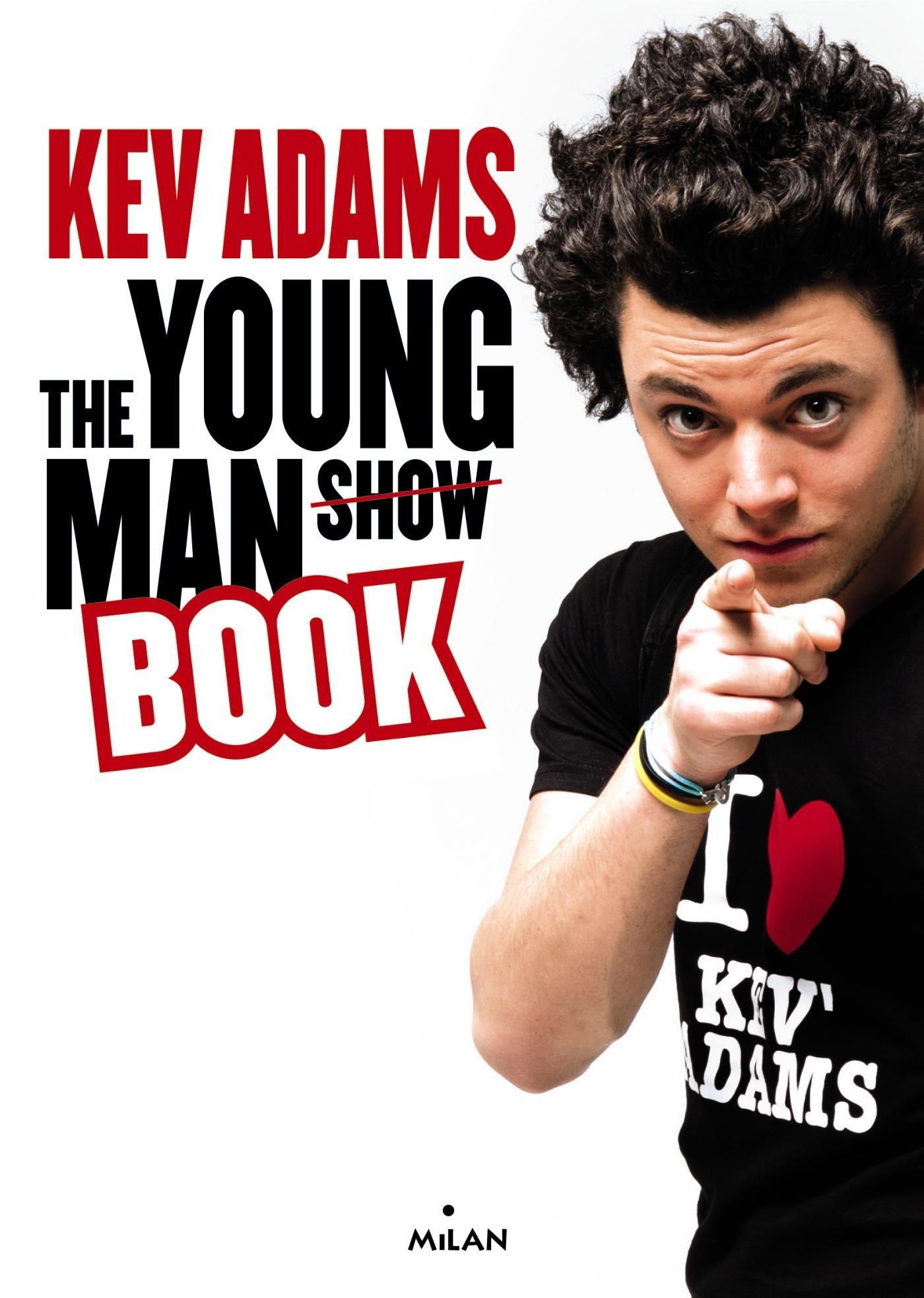 THE YOUNG MAN SHOW - LE LIVRE