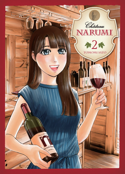 CHATEAU NARUMI - TOME 2
