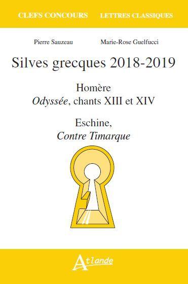 SILVES GRECQUES 2018-2019