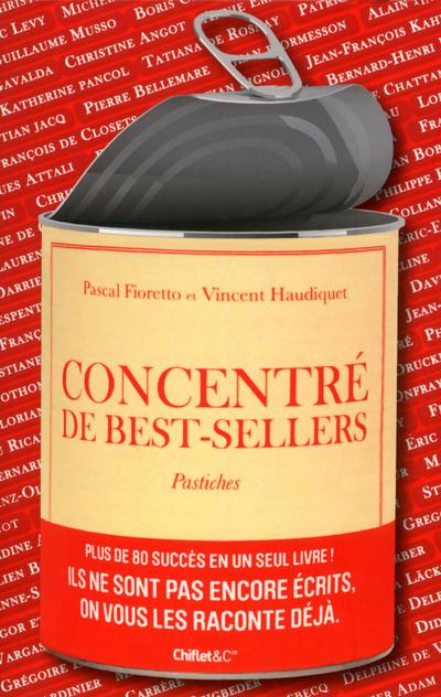 CONCENTRE DE BEST-SELLERS - PASTICHES