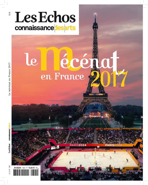 LE MECENAT EN FRANCE 2017