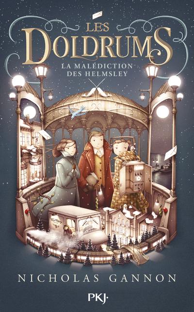 LES DOLDRUMS - TOME 2 LA MALEDICTION DES HELMSLEY