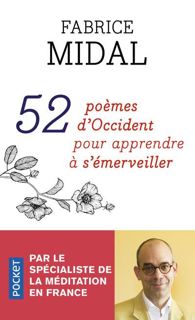 52 POEMES D'OCCIDENT POUR APPRENDRE A S'EMERVEILLER