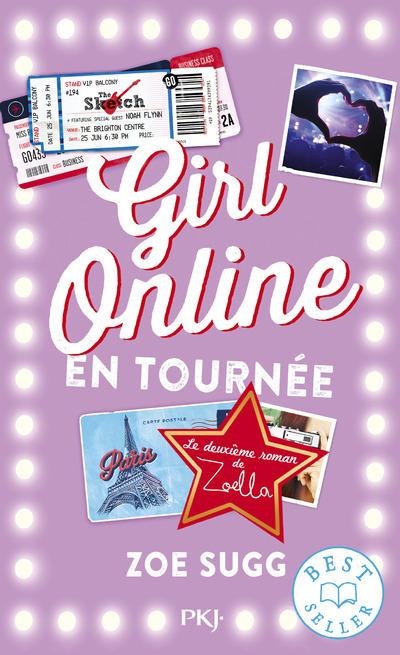 GIRL ONLINE EN TOURNEE