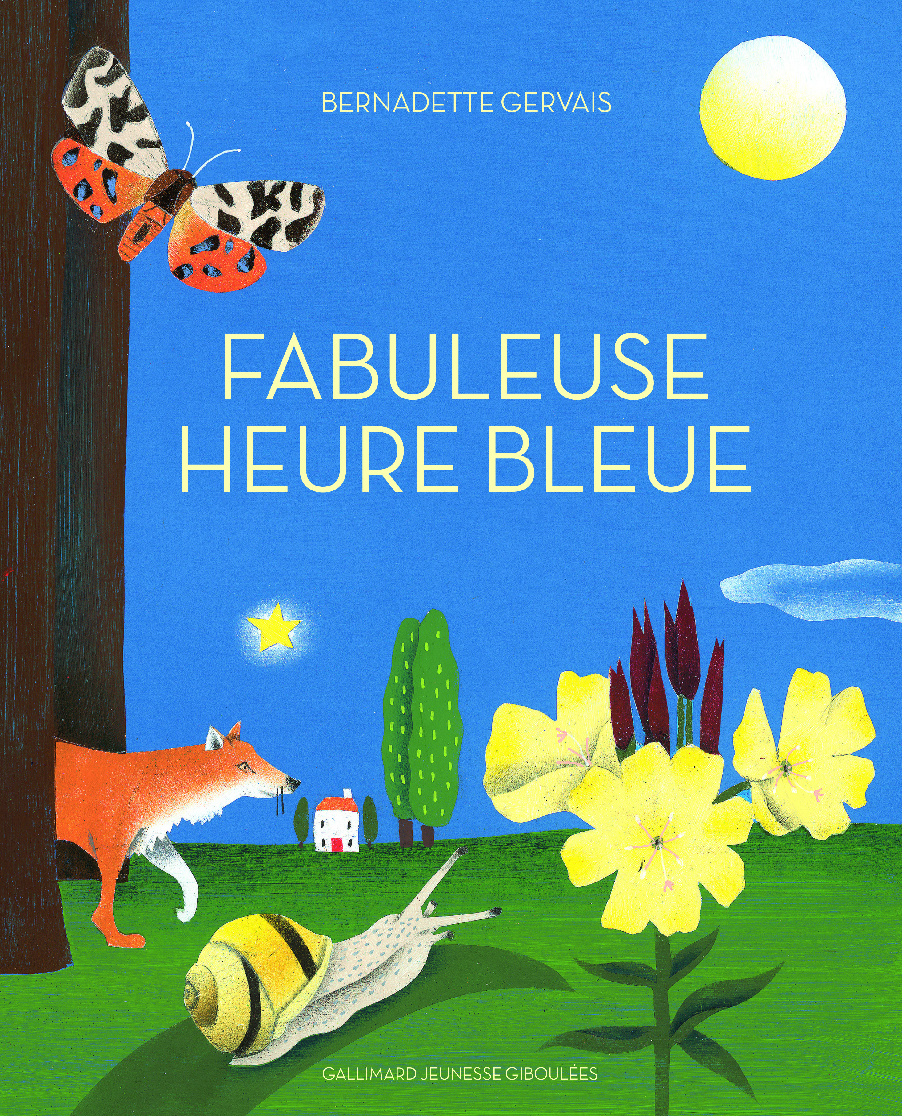 FABULEUSE HEURE BLEUE