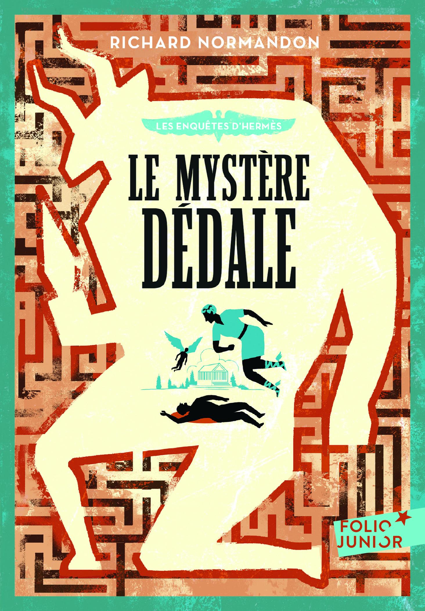 LES ENQUETES D'HERMES 1 - LE MYSTERE DEDALE